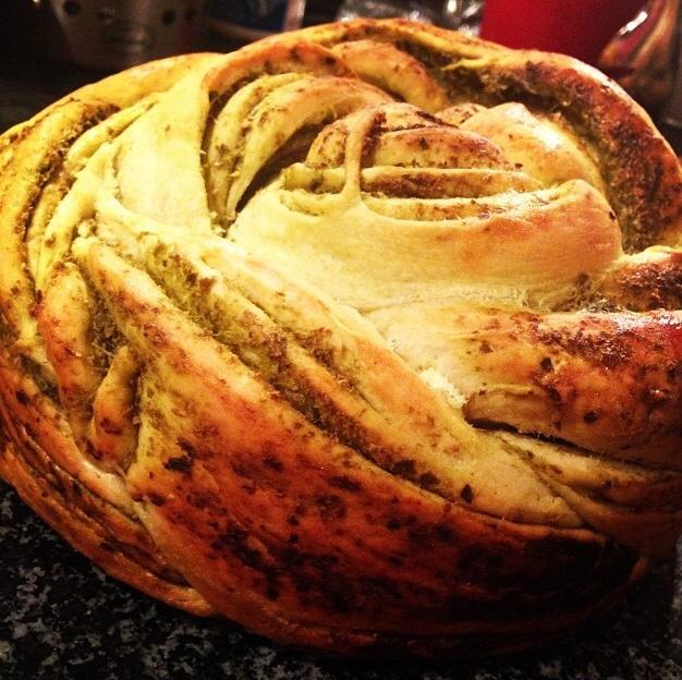 Wine Yeast Ball White Sugar Cake
